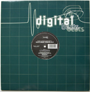 Digital Beats DBEAT002 - Nothing Ends EP - Menace 2 Society 'Cougar's Bass' / 'Nothing Ends'