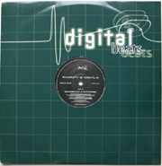 Digital Beats DBEAT008 - Shanty & Vinyl-E 'Warring Factions' / Penguin Conspiracy 'Welcome To The Future'