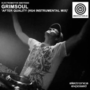 Electromotive EMOTE005 - Grimsoul 'After Quality (HU4 Instrumental Mix)'