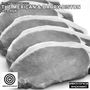 Electromotive EMOTE010 - The Mexican & Barry Diston 'Red Raw'