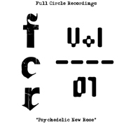 EECD031 - Full Circle Recordings - Volume 1 - Psychedelic New Rose