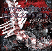 Electronica Exposed EECD035 - Kreatrix - Unmixed Compilation Volume 6