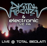 Electronica Exposed EECD047 - Digital Beatz & Electronic Live PA - Live @ Total Bedlam