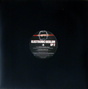 Electronic Bedlam EBED002 - Electronic Bedlam EP 2 - Lee UHF 'New City (DJ Kurt Remix)' / Cube::Hard 'Hold The Beat' / Lost Soul 'Human Being' / Tabz 'Got 2 Move'