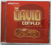 Elation Recordings ELATCD001 - The David Complex - Mixed By Ponder & HB