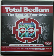 Total Bedlam TB12PK001 - Total Bedlam - The Best Of Year One