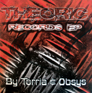 Theoric Records THE002 - Reese & Vicky Fee 'In My Dreams (DJ Torria Remix)' / Obsys 'SNCF Theme' / Obsys 'Theoric Base'